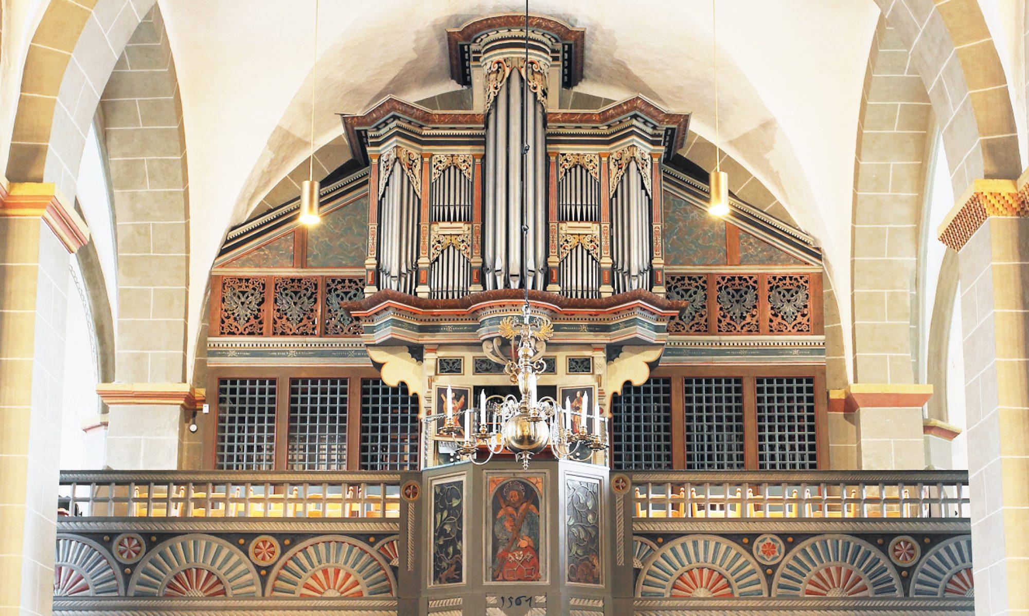 Kirch- und Orgelbauverein Lübbecke e.V.